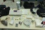 Catanzaro, trovato in casa con 700 grammi di droga. In manette un giovane