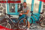 """Il messinese Nicola Grillone: """"Faccio un giro in bici"""" Sicilia-Liguria in MTB"""