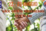Nuovo vax weekend in Calabria nel fine settimana. Riguarderà gli Over80