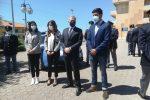 Omicidio di Pietro Caligiuri, la polizia ricorda il sovrintendente ucciso a Serrastretta