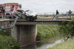 Scontro con auto, padre e figlia muoiono in moto a Pieve San Giacomo (Cremona)