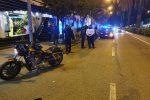 Messina, dieci arresti per la rissa tra motociclisti sul viale San Martino
