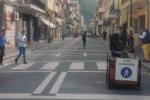 Bagnara, cittadini e commercianti divisi sull'isola pedonale