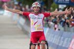 Giro d'Italia, ottava tappa al francese Lafay. Valter sempre in rosa, si ritira Ewan