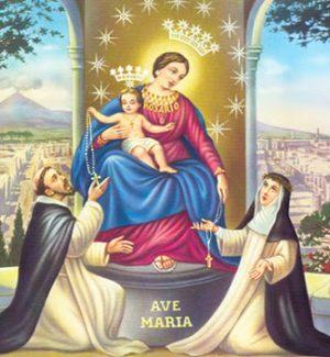 """In oltre mille alla supplica per la Madonna di Pompei: """"Fai finire la pandemia"""""""