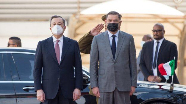 rapporti libia, Sicilia, Economia