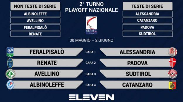 calcio, catanzaro, play off promozione, serie c, Catanzaro, Sport