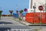 Praia a Mare, dopo gli incidenti al via il ripristino della segnaletica in via Alfieri