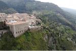 Una panoramica di Fiumefreddo Bruzio