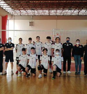 Gli atleti della Volley Academy