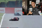 Moto3, Dupasquier non ce l'ha fatta dopo l'incidente al Mugello. Minuto di silenzio in MotoGp