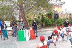 Crotone, inaugurata la distribuzione dei diari della Polizia di Stato dall'Istituto Rosmini