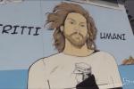 Napoli, un murale per ricordare Mario Paciolla