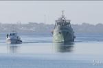 Mazara del Vallo, rientrato il peschereccio 'Aliseo' mitragliato dalla marina libica