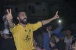Gaza, festa in strada per il cessate il fuoco