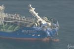 Giappone: collisione tra un cargo e una petroliera, tre dispersi