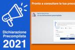 Precompilata 2021: come visualizzare online la propria dichiarazione 730 e Redditi - ISTRUZIONI