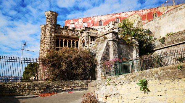 crollo, sequestro, villa ebe, Sicilia, Cronaca