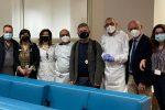 Coronavirus, vaccinati tutti i dipendenti della Regione Calabria