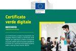Covid, arriva il Green pass: il certificato verde digitale per circolare nell'UE. Si parte a giugno. ISTRUZIONI