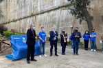 Crotone, riaperta al pubblico la Villa Comunale di Viale Regina Margherita