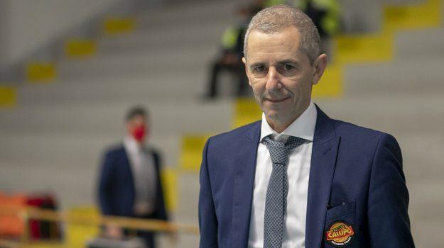 pallavolo, stagione 2021-22, superlega, tonno callipo, Valerio Baldovin, Calabria, Sport