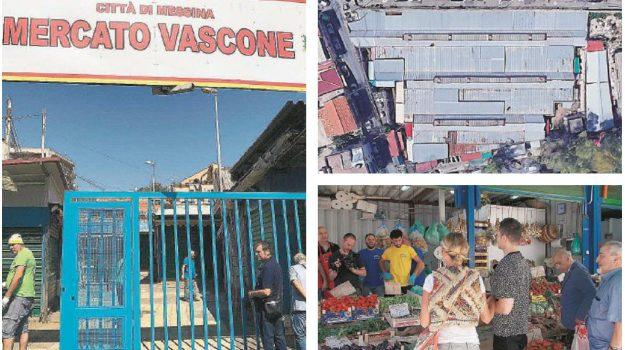 mercato, Messina, Cronaca
