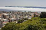 """La """"Lupa"""" che avvolge lo Stretto di Messina - LE FOTO COL DRONE"""