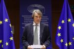 Usa: Sassoli,serve rilancio del rapporto transatlantico