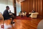 Sicilia, patto di legislatura tra Musumeci e ex 5 Stelle