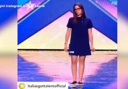 Aurora Leone, la carriera da «Italia's Got talent» ai The Jackal Chi è la comica, attrice e autrice al centro della polemica della Partita del Cuore - Ansa