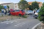 Torretta, pauroso incidente sulla 106. Coinvolte tre auto, grave un uomo trasportato in elisoccorso