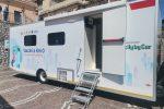 Vaccini a Messina. Nel borgo di Roccafiorita il primo camper anti-covid. LE INTERVISTE
