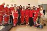 Badolato, i volontari della Croce Rossa impegnati da mesi nella lotta contro il Covid
