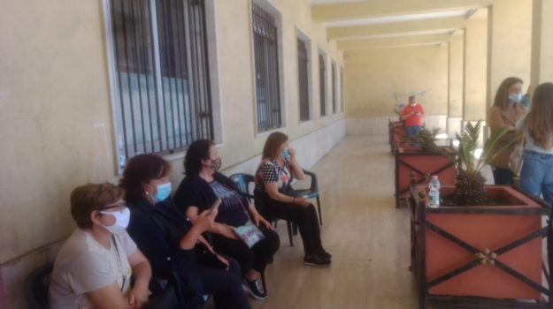bagnara calabra, donne marinella, protesta, Reggio, Cronaca