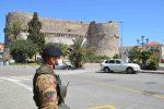 """Cambio alla guida del Raggruppamento """"Calabria"""""""