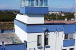 La sede della Guardia costiera di Corigliano Calabro