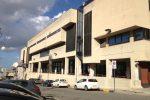 Il palazzo di giustizia di Palmi