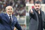 Fiorentina, l'idillio calabrese Gattuso-Commisso è già finito. Quei ricatti del mercato