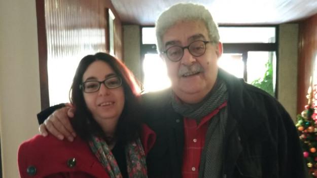 Carmelo Tuscano, Francesca Tuscano, Reggio, Cronaca