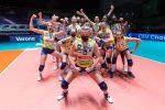 Volley femminile, Conegliano campione d'Europa. Trionfa il cosentino Lionetti