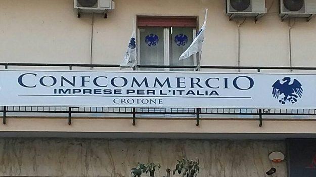 confcommercio crotone, madonna capocolonna, vetrina in fiore, Catanzaro, Società