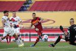 Crotone travolto anche a Roma: manita dei giallorossi, pitagorici con 90 gol al passivo