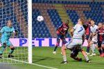 Il Crotone lascia l'ultimo posto, 2-1 al Verona