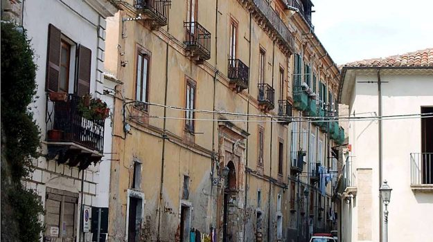 Palazzo Bombini-Longo a Cosenza