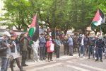 Cosenza, Sinistra Italiana in piazza per il popolo Palestinese