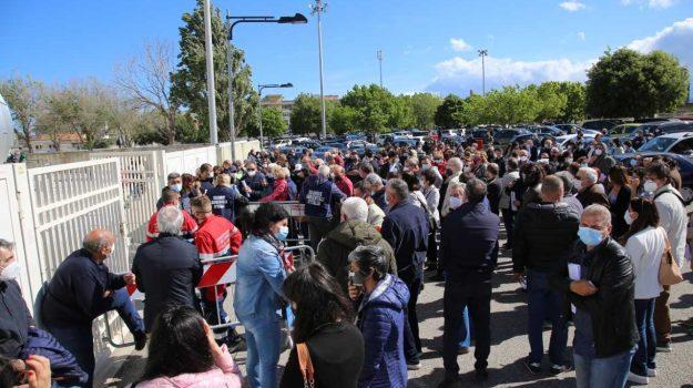 calabria, family vax day, Calabria, Cronaca