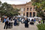 Messina, 1 maggio di protesta. In piazza sono scesi i lavoratori dello spettacolo