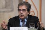 Enzo Bianco, consigliere comunale ed ex sindaco di Catania, relatore del Comitato delle Regioni