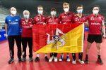 Tennistavolo Europe Cup, spettacolare impresa della Top Spin Messina: è semifinale!